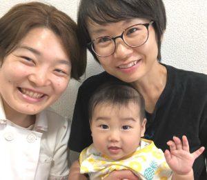 産後の肩こり、腰痛改善なら東京へ出張のママの骨盤矯正