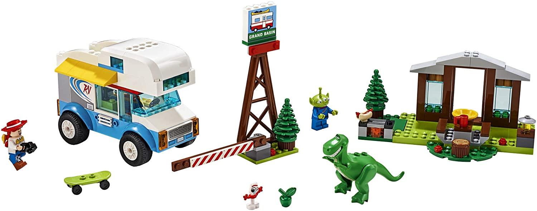 レゴ(LEGO) 知育玩具 トイストーリー4 トイ・ストーリー4 RVバケーション 10769