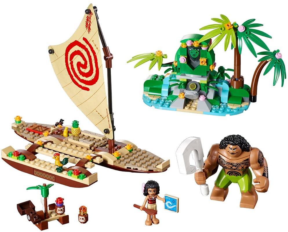 """レゴ(LEGO)知育玩具 ディズニープリンセス モアナ""""南の海の大冒険"""" 41150"""