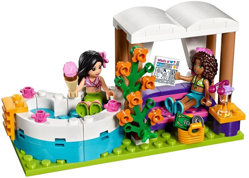 レゴ (LEGO)知育玩具 フレンズ ドキドキウォーターパーク 41313