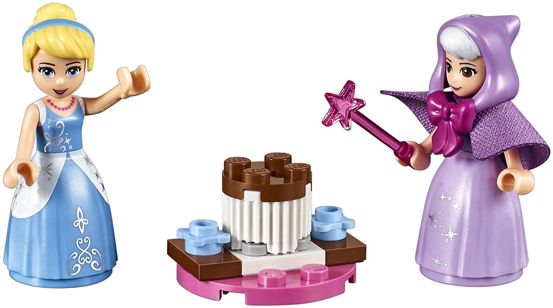 """レゴ (LEGO)知育玩具 ディズニー シンデレラ""""12時までのまほう"""" 41146"""