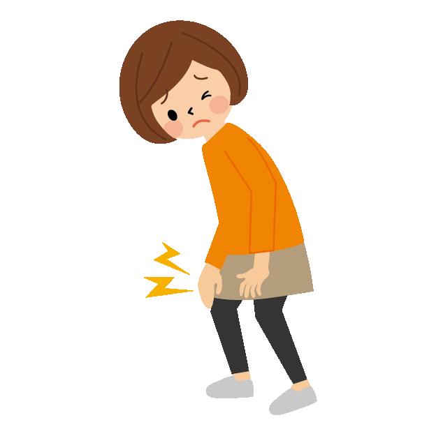 産後の膝痛の原因と改善方法とは