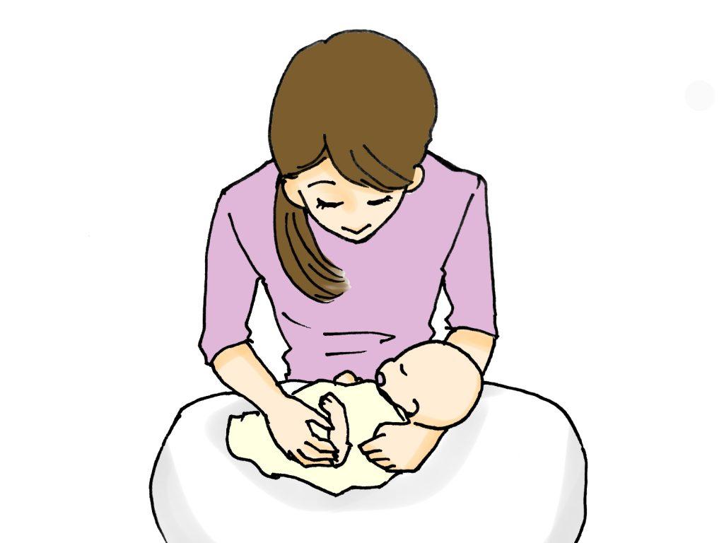 産後の腱鞘炎の原因とは