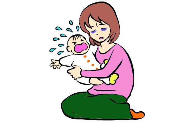 産後不眠の原因と改善方法とは