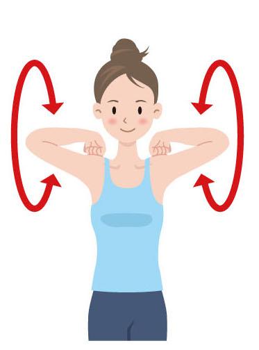 産後の肩こり改善にお勧めのストレッチ