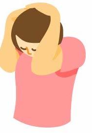 子供の抱っこで首が痛いときにお勧め 首コリ改善ストレッチ