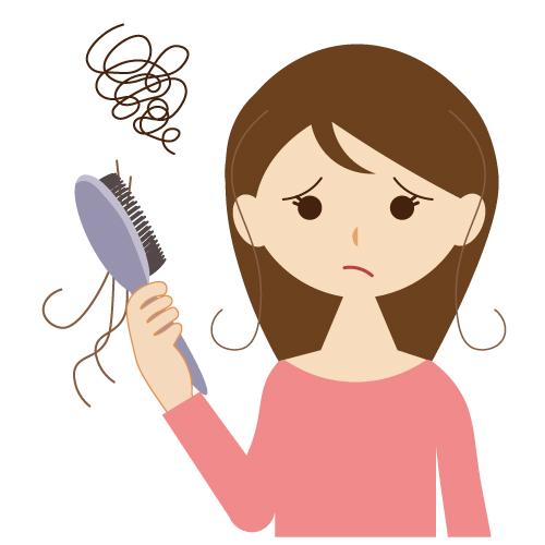 産後の抜け毛の原因と対策方法とは