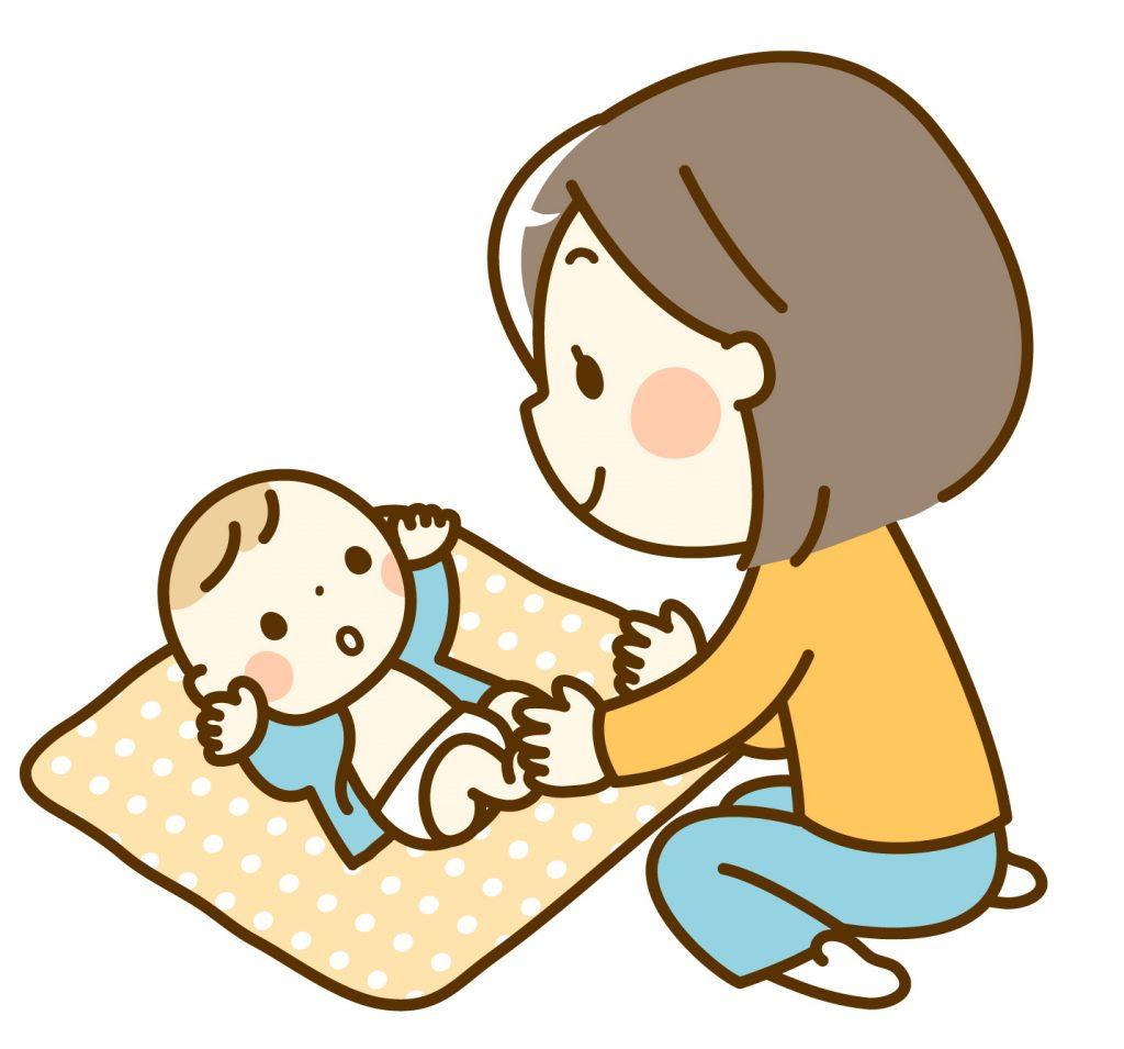産後に肩こり、腰痛にならないためにやってはいけない姿勢