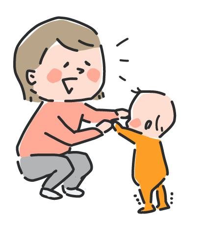 育児による背中の痛み改善にお勧めのストレッチ