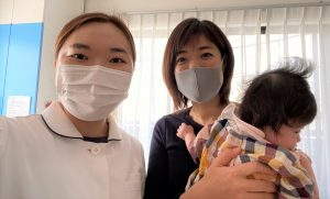 ママの骨盤矯正は国家資格を持った女性の先生が担当します。